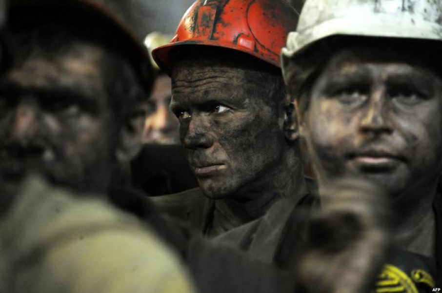 Miners will start an all-Ukrainian protest if they are not paid their salaries by December 20 – Volynets