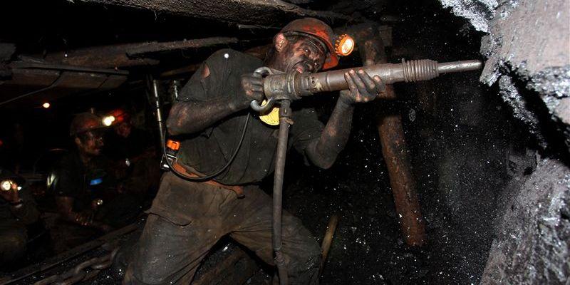 Минэкоэнерго перечислило 163 млн грн шахтерам