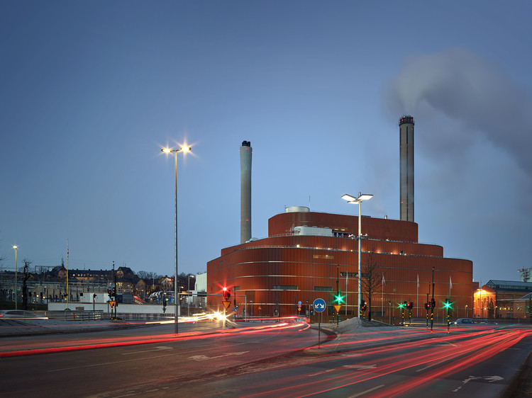 The last coal power unit in Stockholm will be closed in the spring of 2020