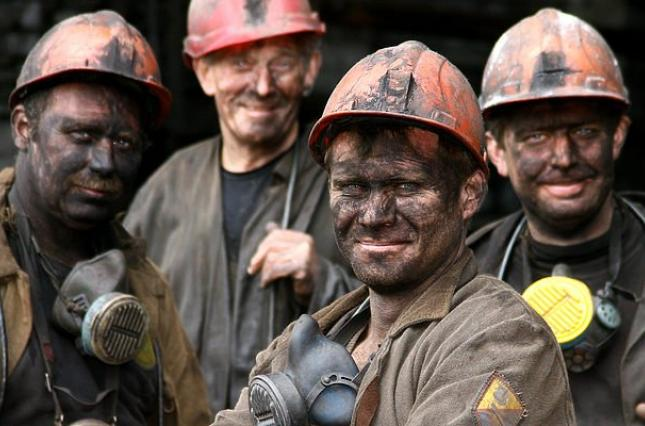 Orzhel: Children of miners should choose another job