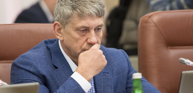 The Specialized Anti-Corruption Prosecutor's Office reported suspicion to the Minister of Energy