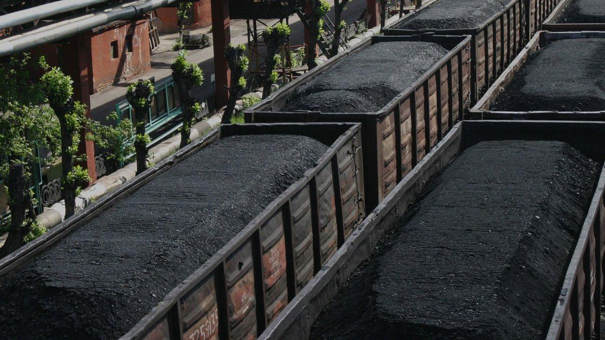 «ДТЭК Энерго» отгрузил первую партию угля с шахт «Добропольеуголь»