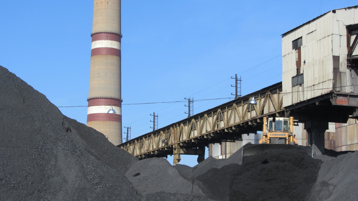 Coal stocks in TPP warehouses decreased by 24% in a month