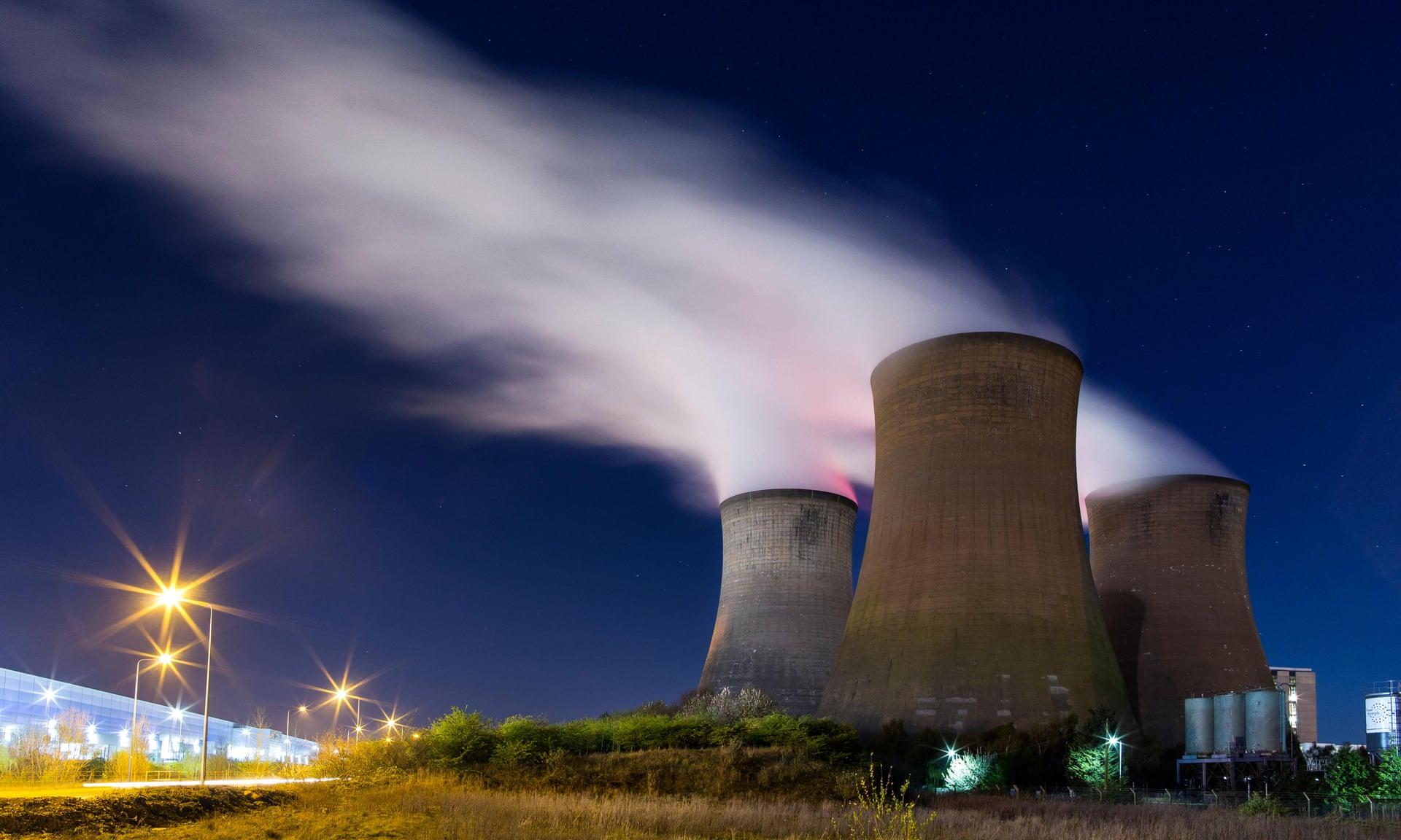 Британия неделю прожила без угольной генерации. Впервые с 1882 года