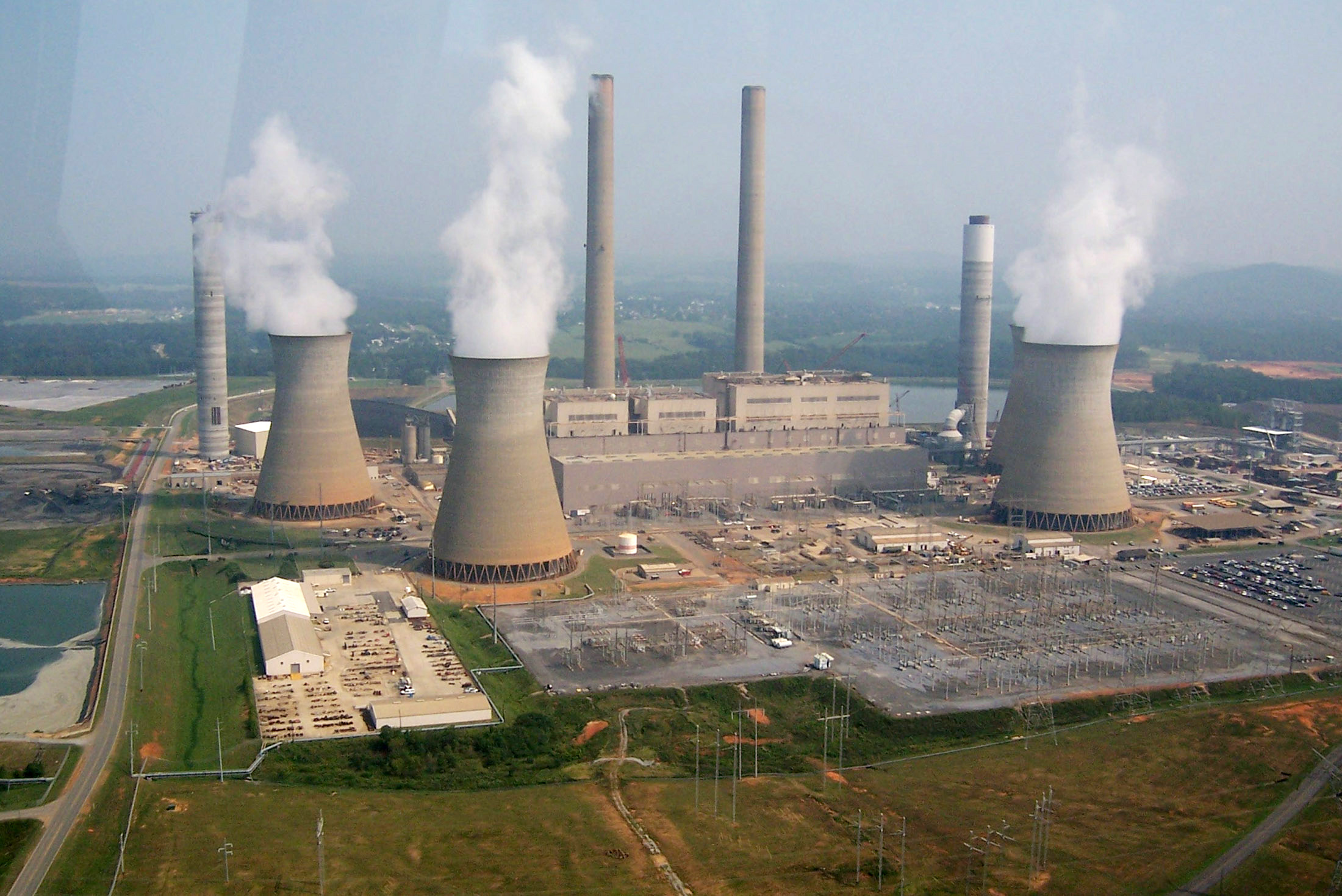 Almost 80% of coal-fired power plants to be closed in the United States