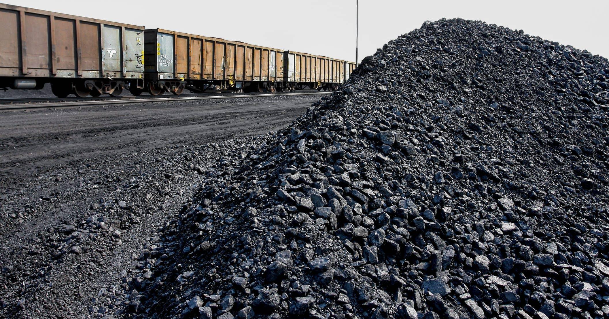 Запасы угля на складах на 2,1 млн тонн превышают показатели прошлого года – Минэнерго