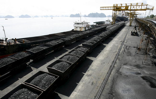 Coal imports in March 2019