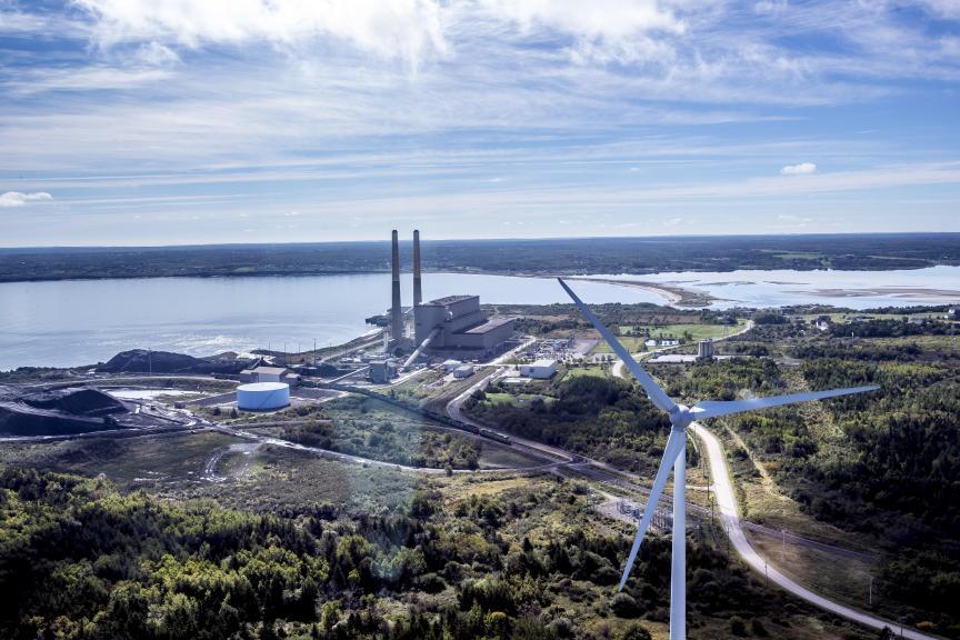 Канада  закроет угольную генерацию к 2030 году