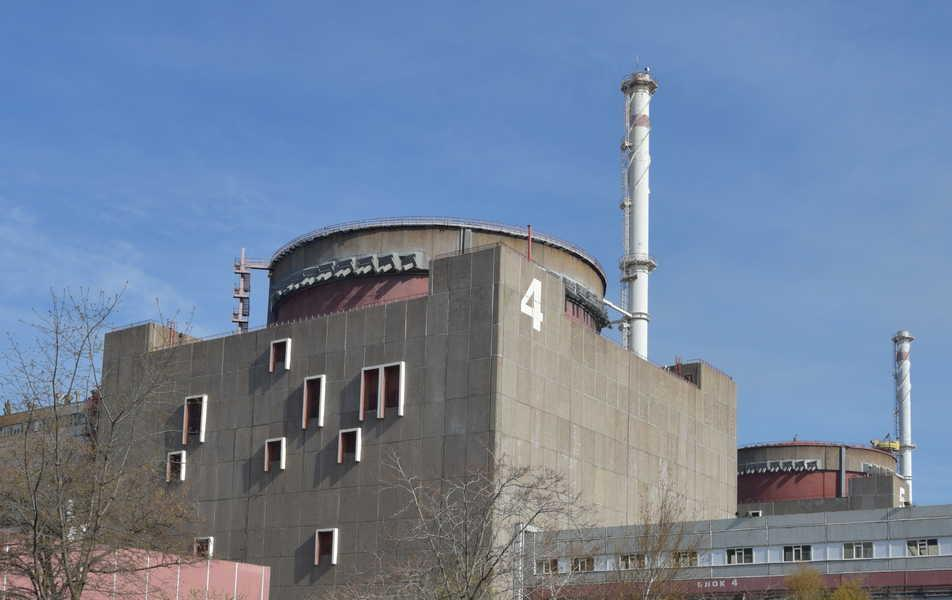 Power unit No.4 of Zaporizhzhia NPP unloaded to 67% of capacity