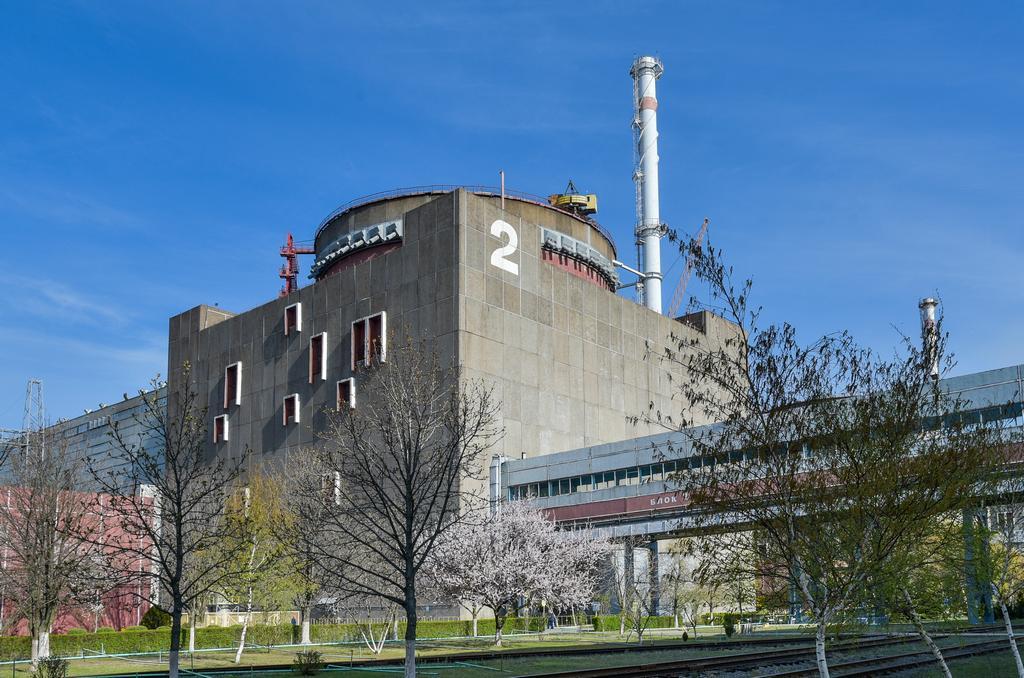 ЗАЕС розвантажить енергоблок №2 до потужності 600 МВт