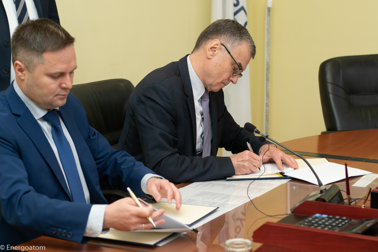 Energoatom and Turboatom signed a UAH 525 million contract