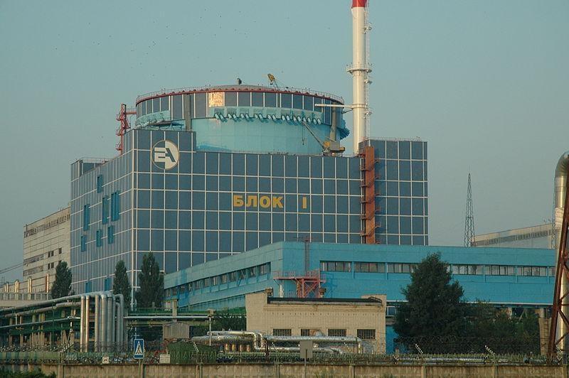Запуск энергоблока №1 Хмельницкой АЭС отложили на три месяца