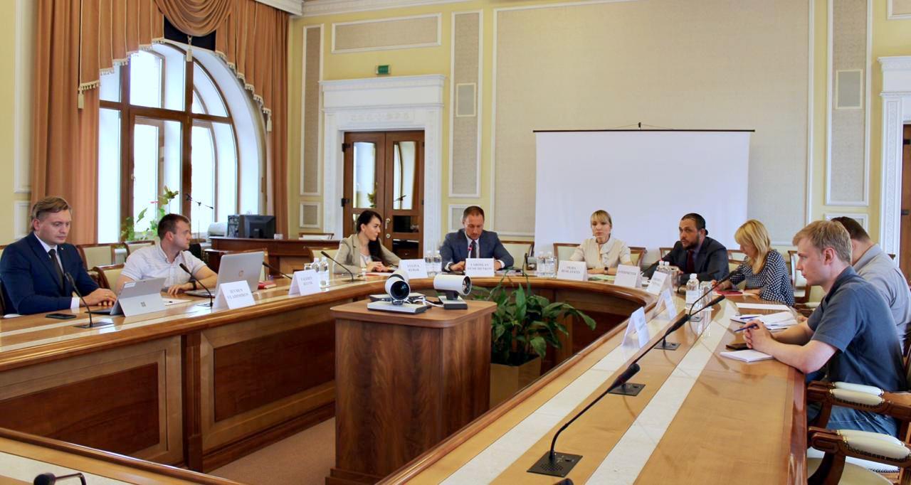 В Міненерго розробили план заходів з посилення кібербезпеки в енергетичному секторі