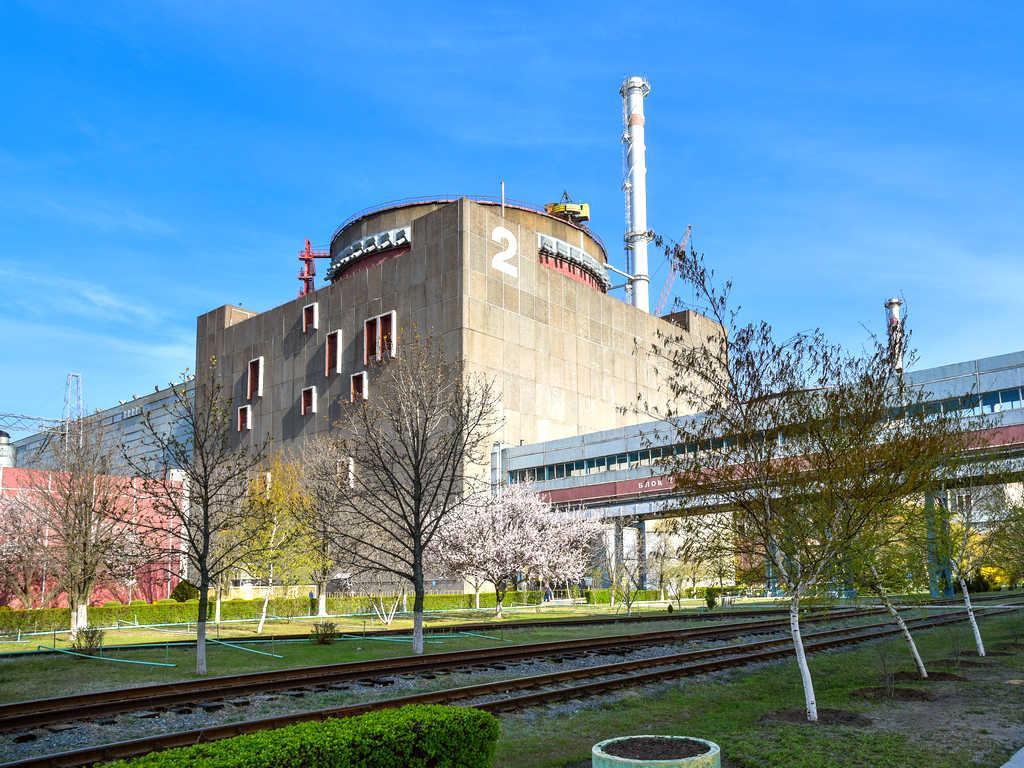 Енергоблок №2 ЗАЕС відключено від енергосистеми