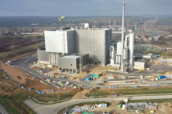 28 thermal power plants that will operate on household waste will be built in Europe