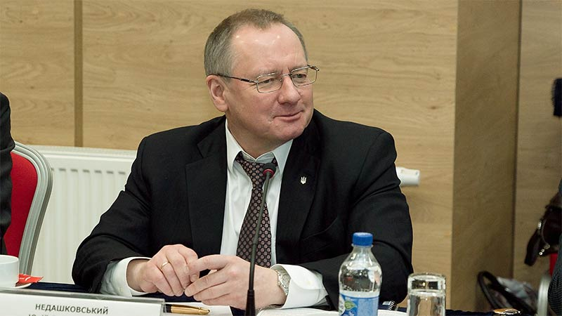 Nedashkovsky wants to sue the Cabinet of Ministers