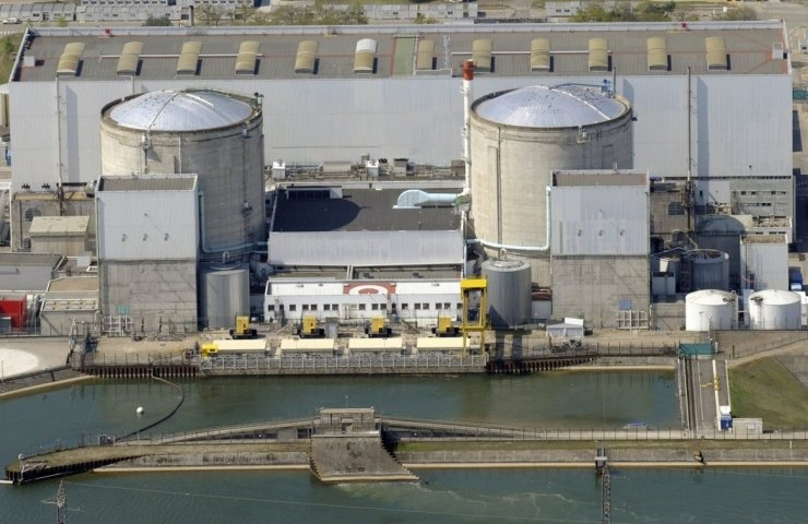 The first reactor of the oldest nuclear power plant will be shut down in late February in France