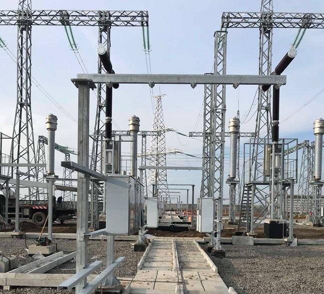 Как и зачем реконструируют  электрические подстанции в Украине