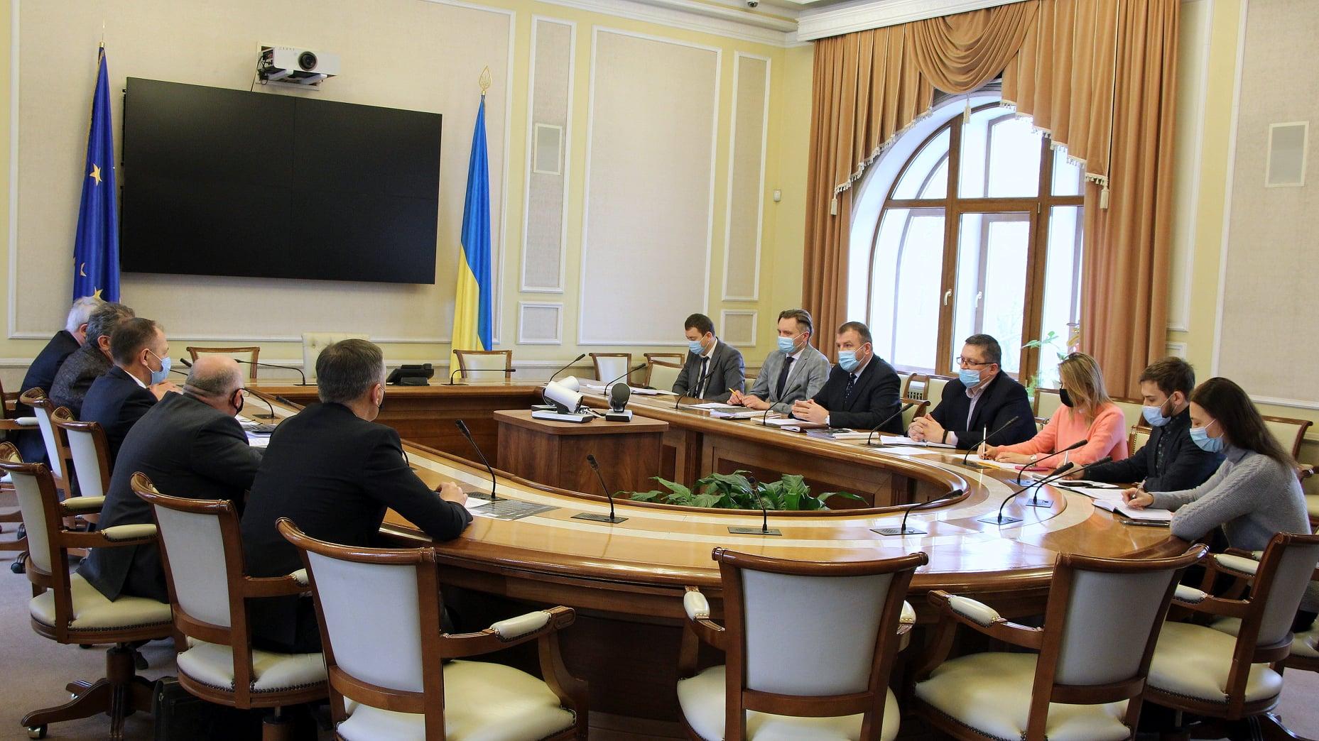 Минэнерго и чешская компания рассматривают возможность строительства в Украине малых модульных атомных реакторов