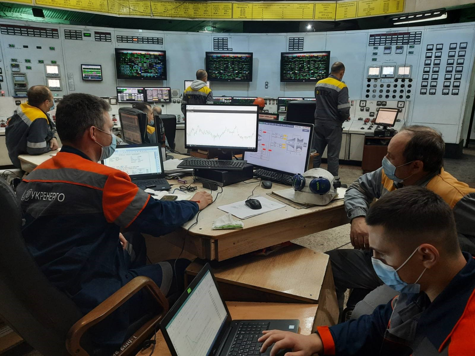 Ukrenergo certified Kryvyi Rih TPP to provide ancillary services