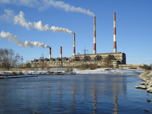 An emergency shutdown of power unit No.7 occurred at Slavyanska TPP