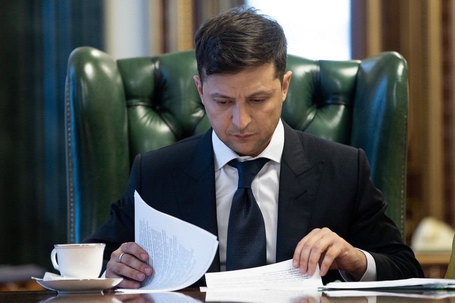 Zelenskyy signed a law on debt repayment in the wholesale electricity market