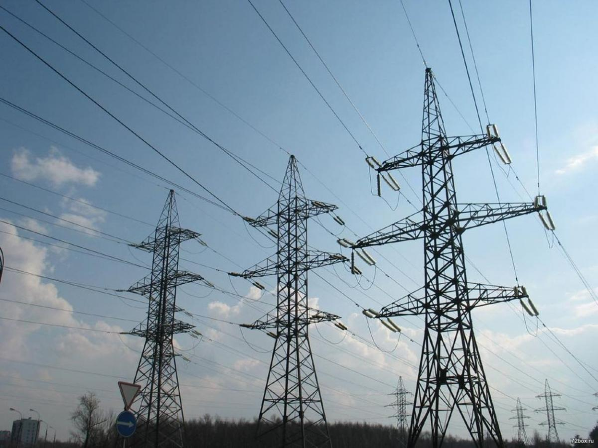 На прошлой неделе в энергосистеме было зафиксировано наибольшее потребление э-э за последние 2 месяца