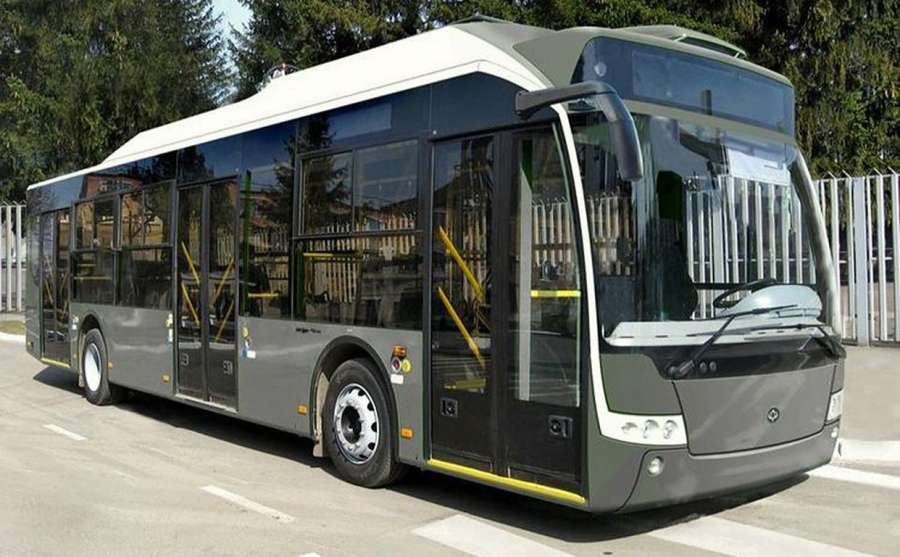 Kyiv will purchase up to 20 electric buses