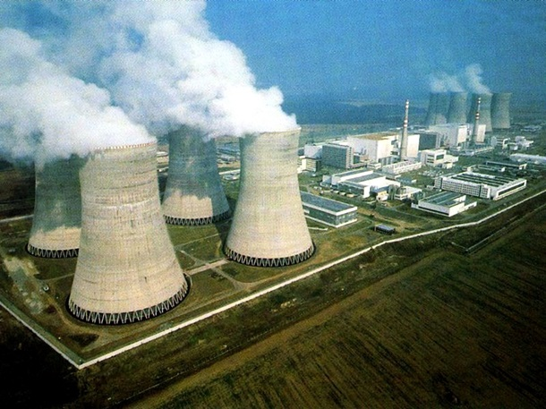 Five nuclear power units operate with restrictions