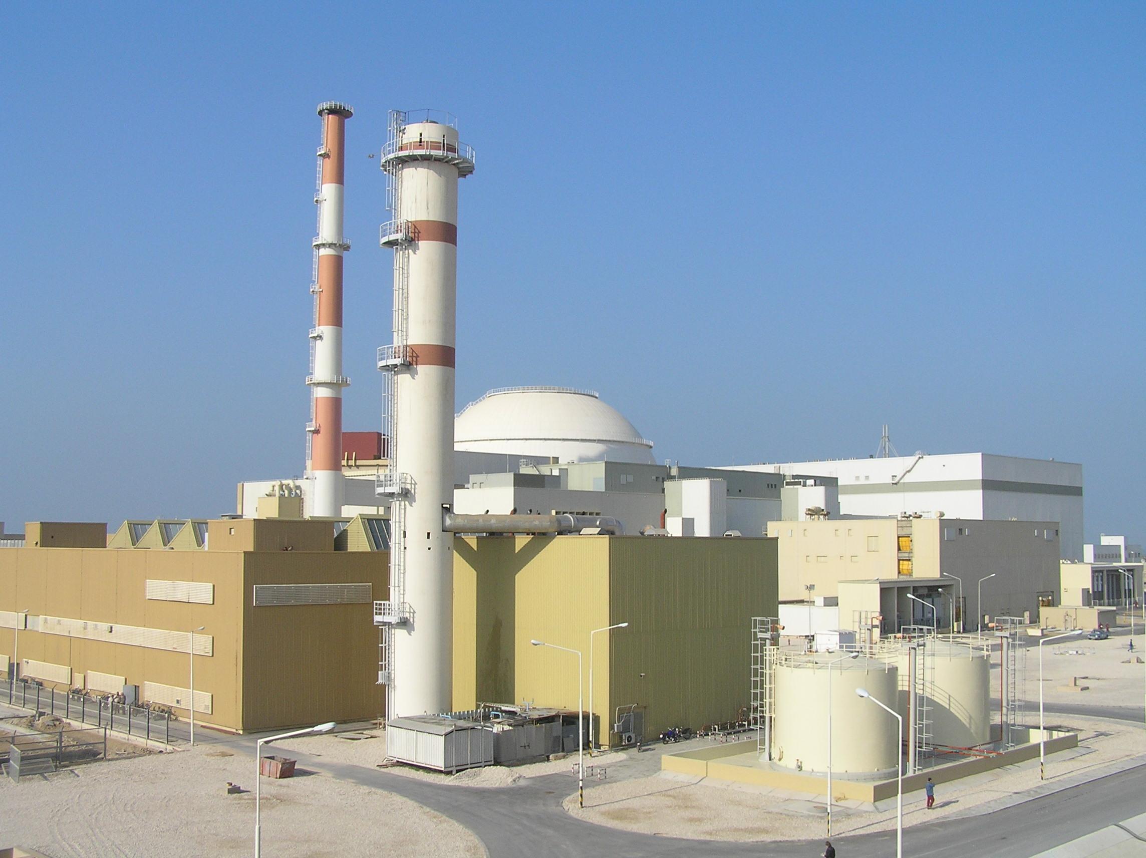 В Иране приостановлена работа единственной атомной электростанции