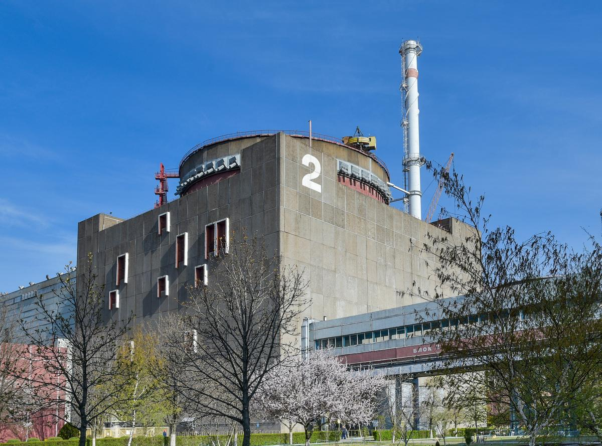 Ukrenergo has certified ZNPP power unit No.2 for participation on the ancillary services market