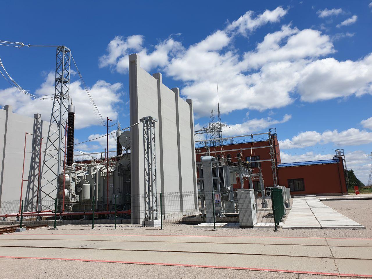 Луганскую область вернули в энергосистему Украины (фото)