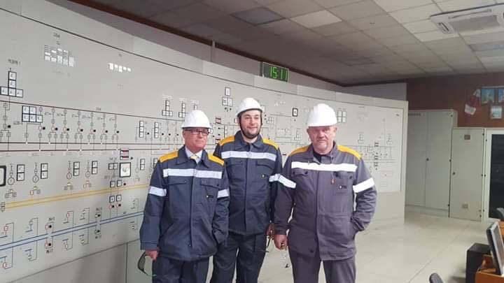 «Укрэнерго» провело тестирование энергоблоков Бурштынской ТЭС