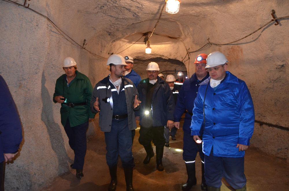 Добыча урановой руды увеличится до 500 тыс. тонн в год