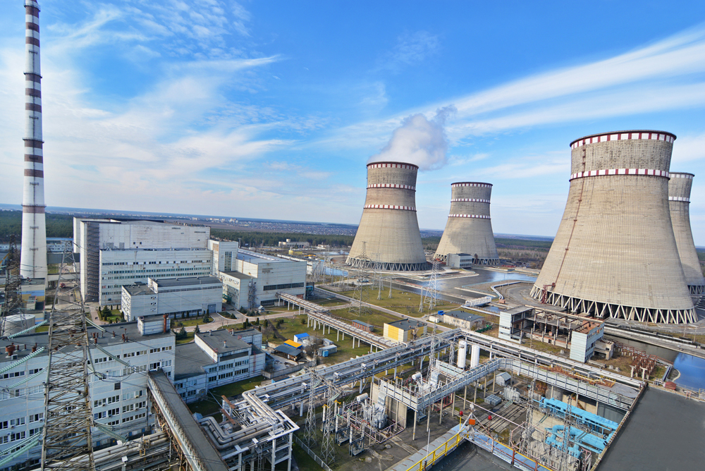 Rivne NPP power unit was connected to the power grid ahead of schedule