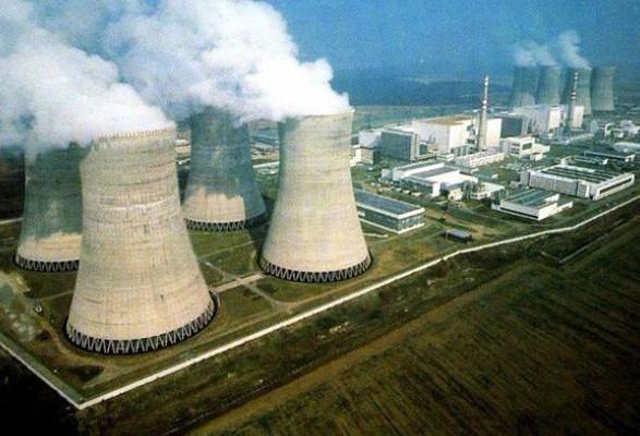 АЭС Украины за прошедшие сутки недовыработали 54,72 млн кВт·ч электроэнергии