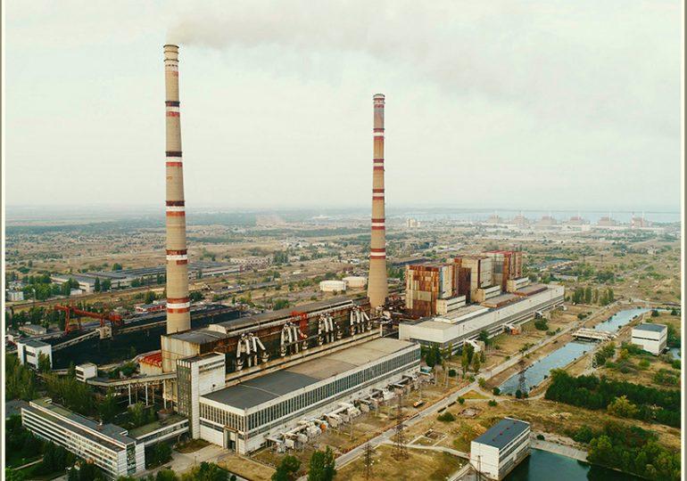 Запорожская ТЭС стала участником рынка вспомогательных услуг