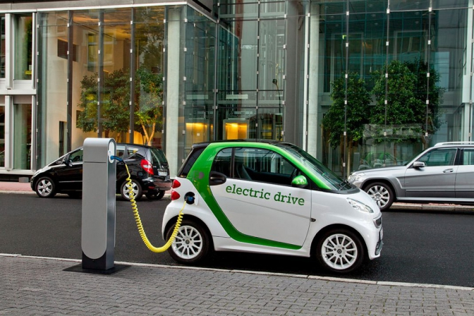 The EU will stop importing batteries for electric vehicles by 2025