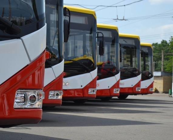 Ukraine may completely switch to urban electric transport by 2030
