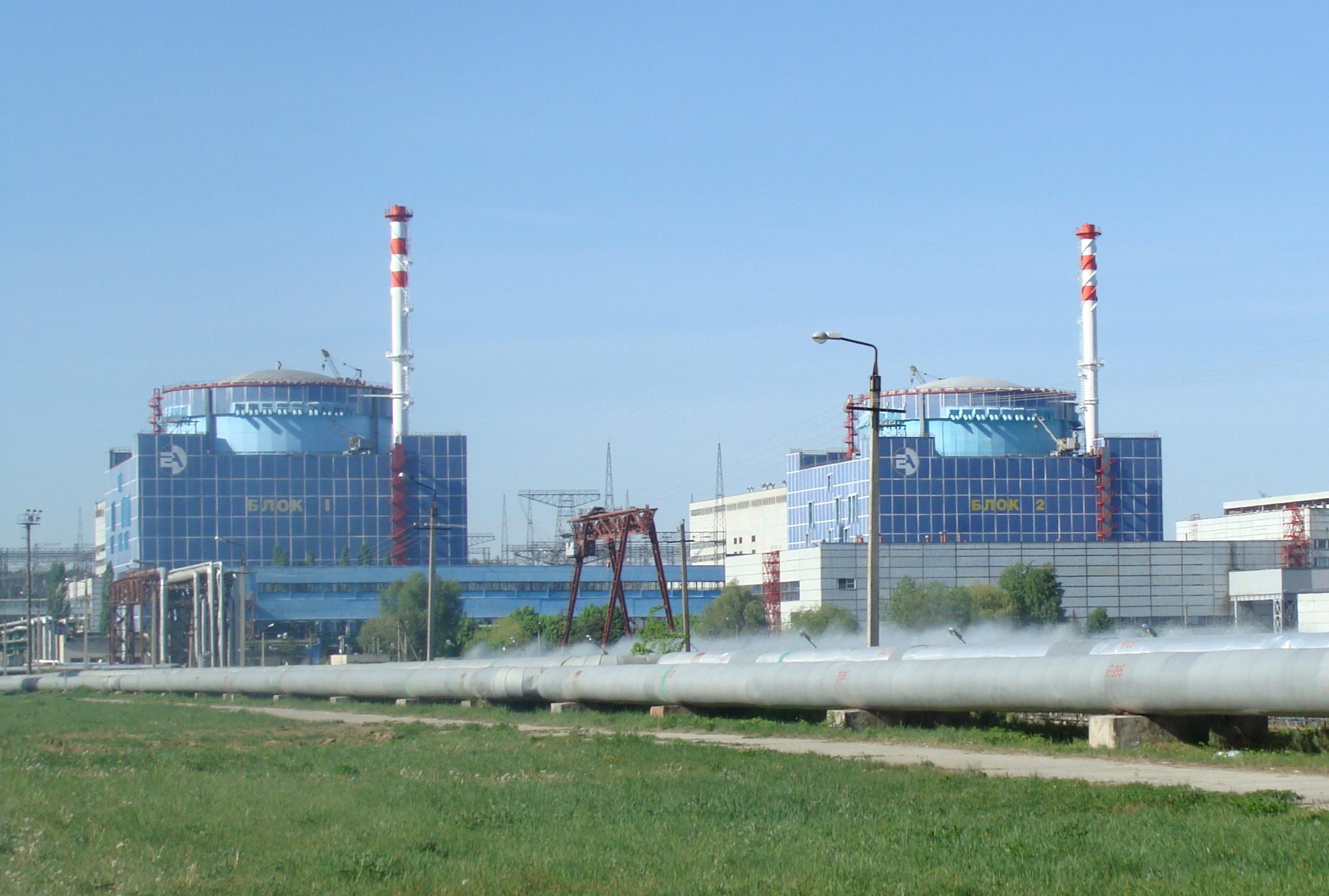 «Енергоатом» вирішив добудувати два енергоблоки на ХАЕС: чому експерти проти цього