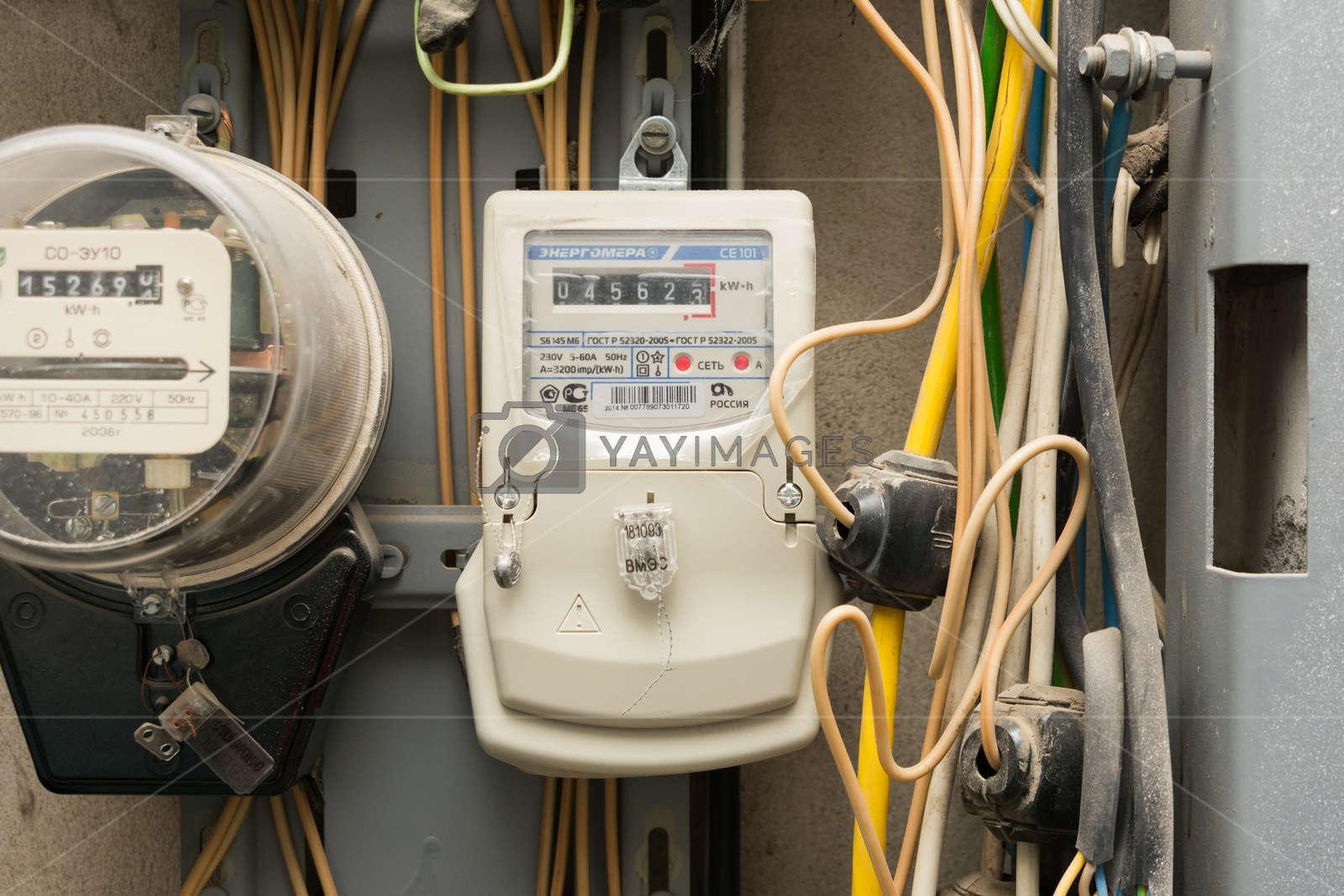 Украинцев могут оштрафовать при замене электросчетчика: за что