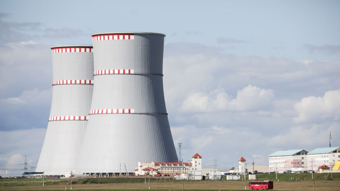 Lithuania asks the United States for help due to the launch of BelNPP