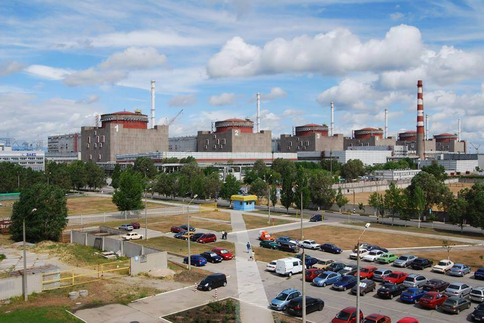 ZNPP modernizes the control system of standby diesel power plants for the first time