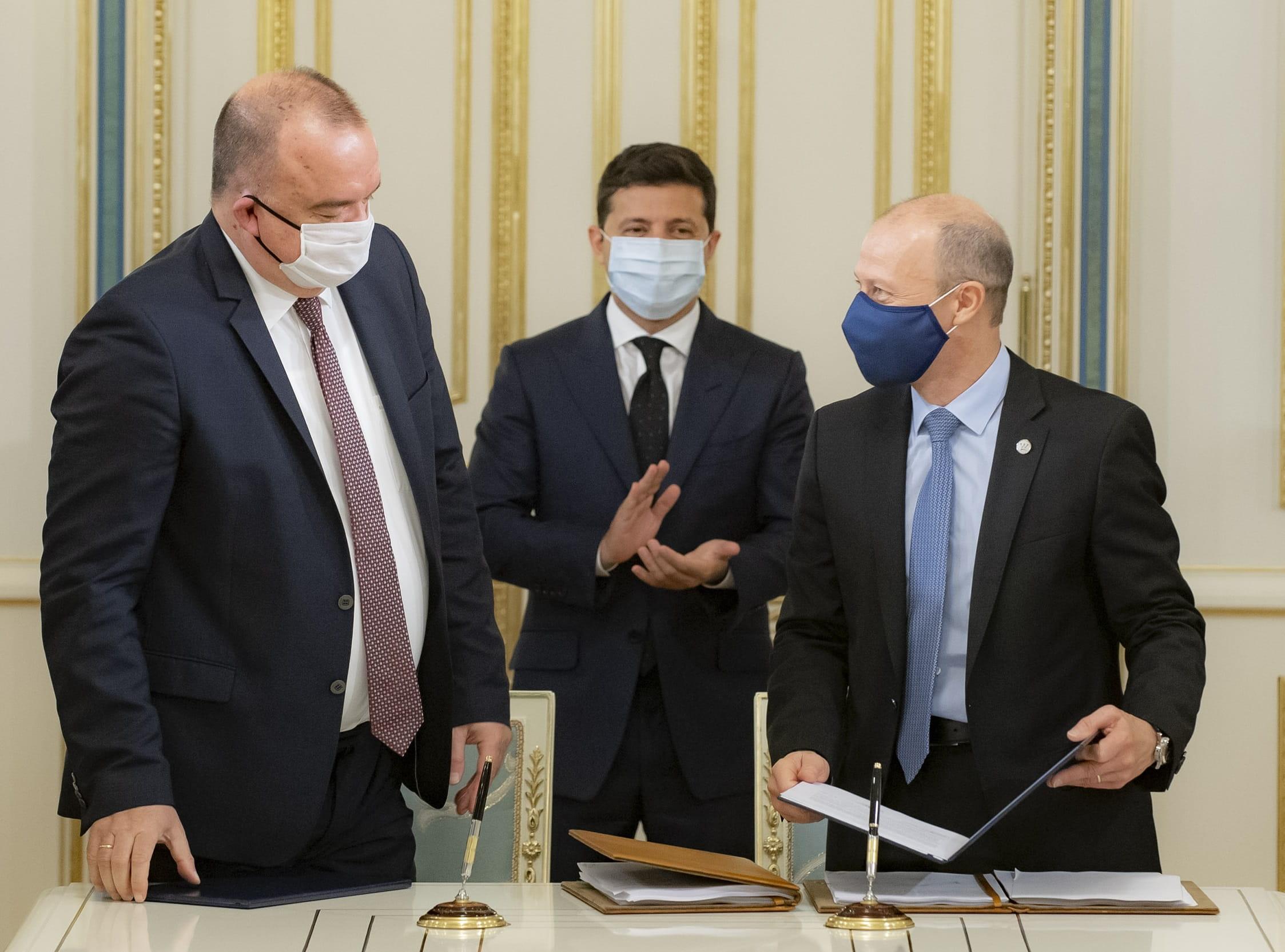 Westinghouse і «Енергоатом» підписали контракт на поставку ядерного палива на РАЕС