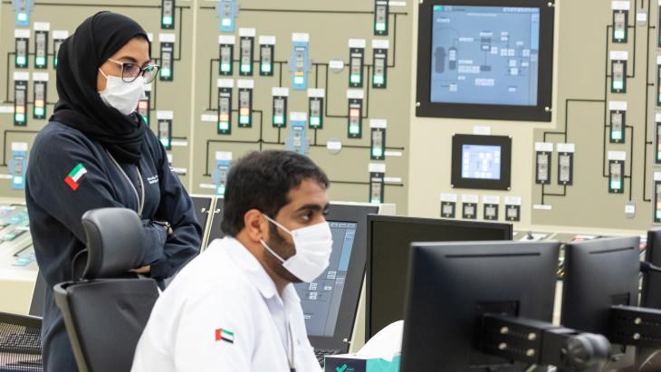 В Арабских Эмиратах заработал второй энергоблок АЭС «Барака»