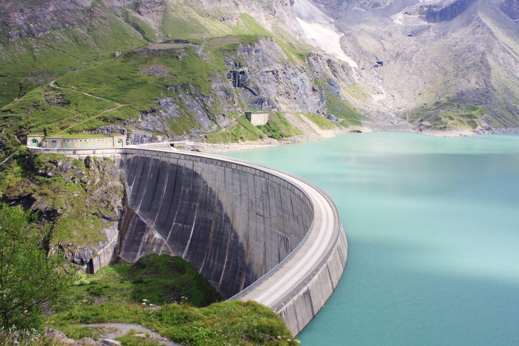 Гідроелектростанції Австрії виробляють 65% електроенергії країни