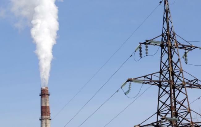 Ограничения генерации и импорта электроэнергии в ОЭС обусловлены теплой погодой - «Укрэнерго»