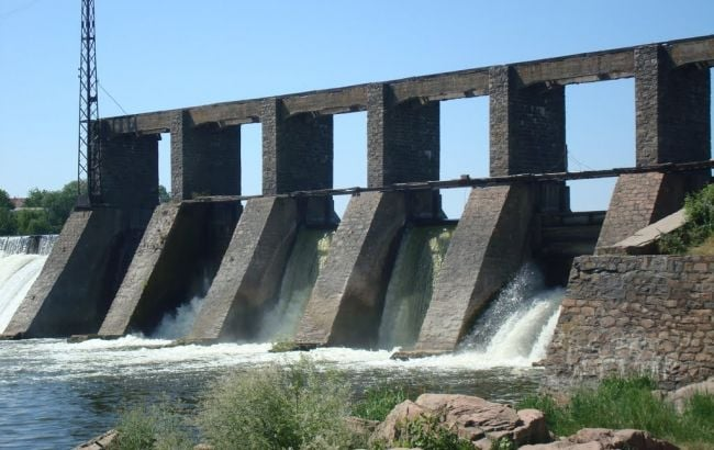 Pervomaysk hydroelectric power plant was sold for 107.7 million UAH