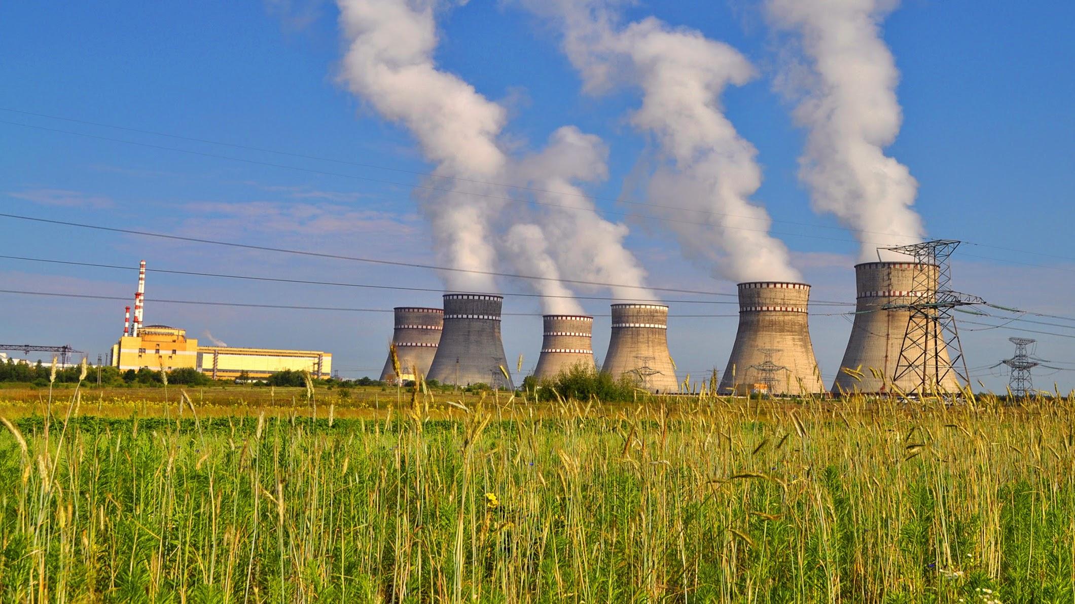 Енергоблок №3 Рівненської АЕС розвантажено на 33% через відключення головного циркуляційного насосу