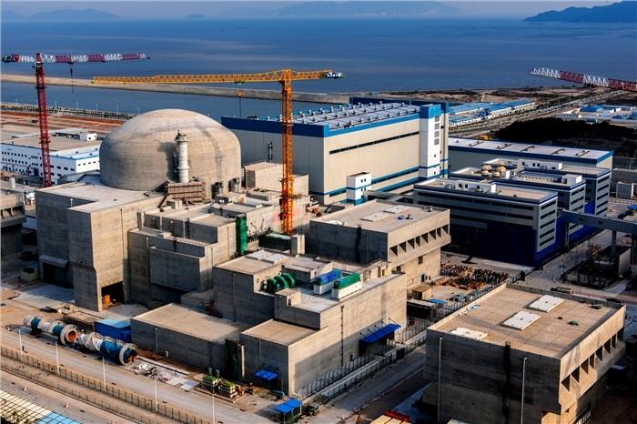 World's second EPR starts operations
